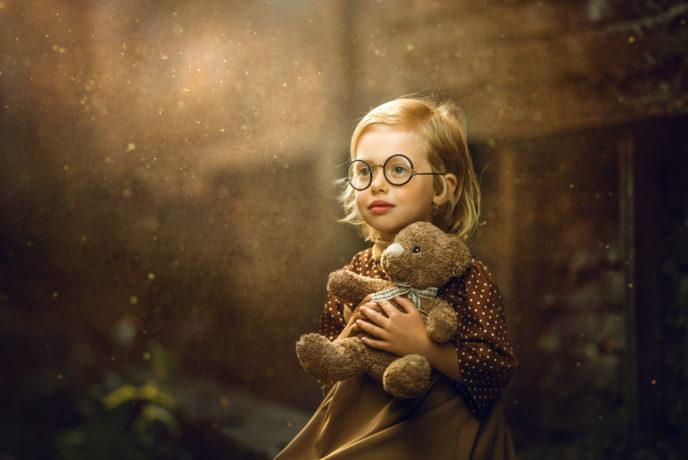 Fotíme děti v retro stylu
